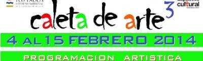 """Sigue """"Caleta de Arte"""" con más teatro, danza, exposiciones y charlas"""